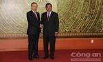 Bộ Công an Việt Nam và Bộ Nội vụ Campuchia ký kết kế hoạch hợp tác