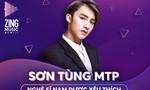 Sơn Tùng đoạt giải 'Nam ca sĩ được yêu thích'