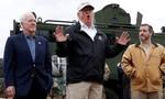 """Trump """"đặt cược"""" vào bức tường biên giới với Mexico"""