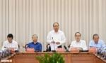 Thủ tướng lo nhiều dự án hạ tầng ở TP.HCM có nguy cơ chậm tiến độ