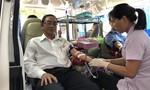 Hiến 46 đơn vị máu giúp bệnh nhân nghèo