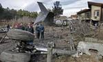 Rơi máy bay vận tải quân sự Iran, ít nhất 15 người chết