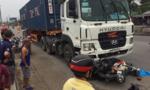 Thời điểm gây tai nạn, xe container chạy 45km/h