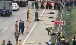 Thương tâm hiện trường vụ tai nạn thảm khốc 8 người chết