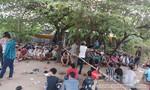 """Phá trường gà """"khủng"""" ở Sài Gòn, quy tụ gần 120 con bạc"""