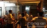 Chung cư ở trung tâm Sài Gòn bị nghiêng, di dời dân trong đêm