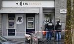 Nhóm cướp vét sạch 30 két tiền tại ngân hàng gần trung tâm Paris