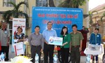 Trao sinh kế cho 6 hộ cận nghèo ở quận Bình Thạnh