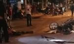 Hai xe máy va chạm, hai người tử vong