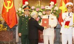 Tổng Bí thư, Chủ tịch nước Nguyễn Phú Trọng chủ trì Lễ phong hàm Đại tướng