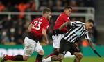 Man Utd nối dài mạch thắng thời hậu Mourinho