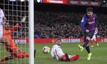 """Barca thắng """"hủy diệt"""", vào bán kết Cup Nhà Vua"""