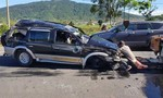 Ô tô lộn nhiều vòng trên cao tốc, tài xế văng ra ngoài tử vong
