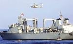Ba tàu chiến hải quân Trung Quốc thăm Campuchia
