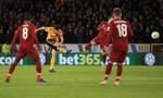 Thất bại trước Wolves, Liverpool chia tay cúp FA