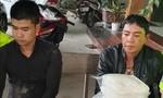 Bắt 2 kẻ vận chuyển 2kg ma túy đá, hơn 17.000 viên ma túy