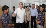 Tiếp nhận ý kiến của nhân dân đóng góp cho xây dựng, phát triển TPHCM