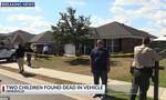 Hai bé gái song sinh tử vong trong ô tô ở Mỹ