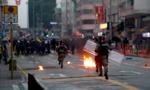 Cảnh sát bắn người biểu tình ở Hong Kong, bạo động leo thang