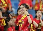 Hình ảnh cổ động viên đội tuyển Việt Nam