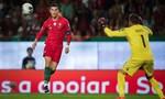 Clip Ronaldo ghi bàn, Bồ Đào Nha thắng đậm Luxembourg