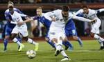 Clip trận Pháp vất vả hạ Iceland bằng bàn thắng của Giroud