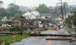 Nhật Bản tơi bời vì siêu bão Hagibis