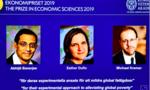 Giải Nobel trao cho 3 nhà kinh tế có công trình chống đói nghèo