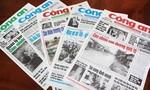 Nội dung chính Báo Công an TPHCM ngày 19-10-2019