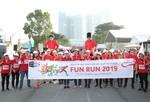 19 năm cùng Fun Run gây quỹ từ thiện và xây dựng lối sống khỏe