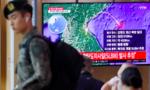 Triều Tiên tiếp tục phóng tên lửa ra biển dù kêu gọi đối thoại