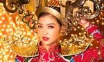 Trang phục dân tộc của Kiều Loan tại Miss Grand International 2019