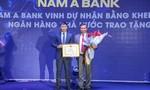Nam A Bank nhận bằng khen của Thống đốc Ngân hàng Nhà nước Việt Nam