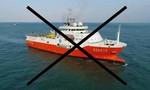 Nhóm tàu khảo sát trái phép của Trung Quốc rời khỏi EEZ Việt Nam