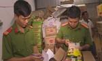Gần 12 tấn hạt nêm, bột ngọt trôi nổi chuẩn bị bán ra thị trường
