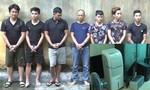 Bắt băng nhóm gây ra hơn 20 vụ trộm cắp