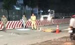Ô tô chạy khỏi hiện trường sau tai nạn chết người trong đêm