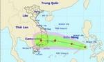 Vùng áp thấp khả năng mạnh lên thành bão, hướng vào Nam Trung bộ