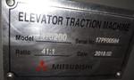 Bán thang máy giả hiệu Mitsubishi cho khách hàng