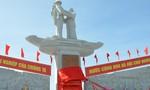 Khánh thành Tượng đài Tập kết năm 1954