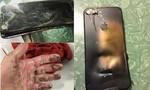 Điện thoại Iphone phát nổ khi đang sạc pin, một thanh niên tử vong