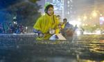 TPHCM: Đường Nguyễn Hữu Cảnh được nâng cao 1,2m để chống ngập