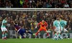 Clip Suarez lập cú đúp, Barca hạ Inter