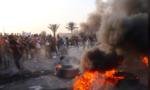 Biểu tình thành bạo động toàn quốc, Iraq giới nghiêm