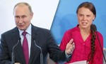 Tổng thống Nga không ủng hộ nhà hoạt động môi trường nhí Greta Thunberg