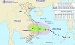 Bão số 5 vào đất liền từ Quảng Ngãi đến bắc Khánh Hòa