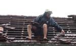 Quảng Nam, Quảng Ngãi: Lốc xoáy làm hư hỏng hàng trăm ngôi nhà