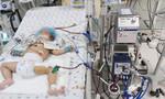 Bé gái được cứu sống nhờ phương pháp thở không cần tim, phổi