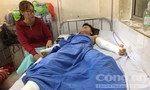 Nam thanh niên bị chém trọng thương tại tiệm nước đá