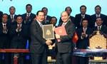 Việt Nam và Campuchia tổng kết cắm mốc biên giới trên đất liền